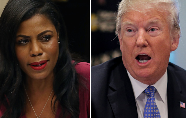 Omarosa: Trump showed a 'real and serious' mental decline