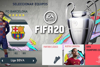 Download Fifa 2020 Apk+Obb Data