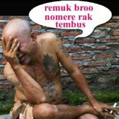 DP BBM Lucu bahasa Jawa 3