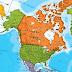Letak Astronomis, Geografis dan Geologis Amerika Serikat serta Keuntungannya