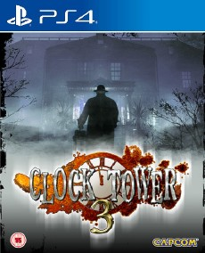 Clock Tower 3 PS2 FOR PS4