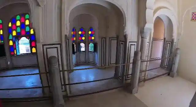 vichitra mahal window hawa mahal