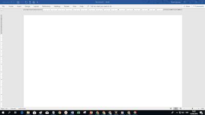 Cara Memunculkan Toolbar yang Hilang pada Word