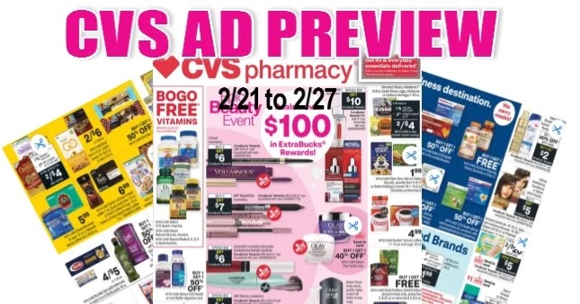 CVS Ad Scan 2/21 to 2/27