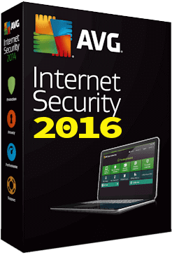 avg internet security license number