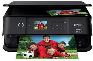 Epson XP-6000 Printer Driver Downloads
