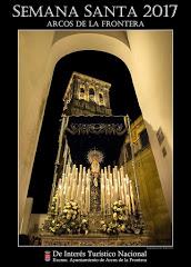 Horarios e Itinerarios Semana Santa Arcos de la Frontera (Cádiz) 2017