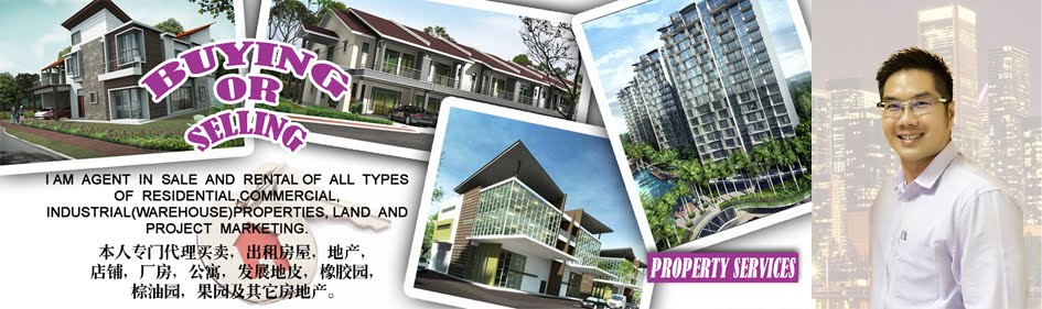 Ipoh Property and Real Estate for Sale and Rent-Property Agent In Ipoh