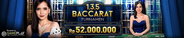 Daftar Turnamen Baccarat W88 Total Hadiah 52 Juta