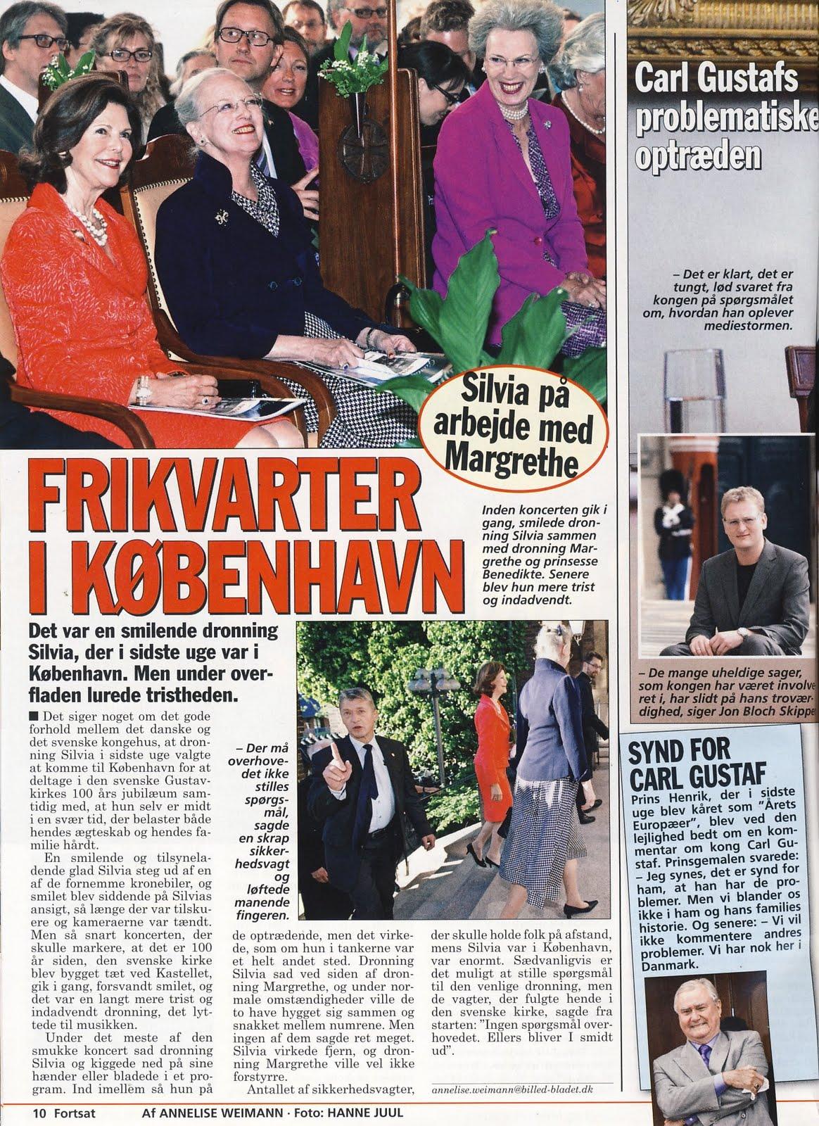 danske prinser og prinsesser
