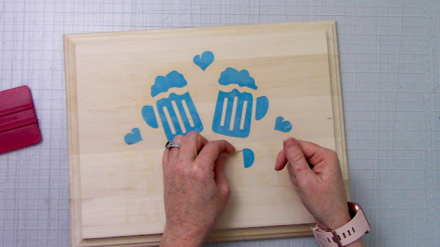 wood signs, silhouette stencils, oramask, silhouette stencils, wood burning
