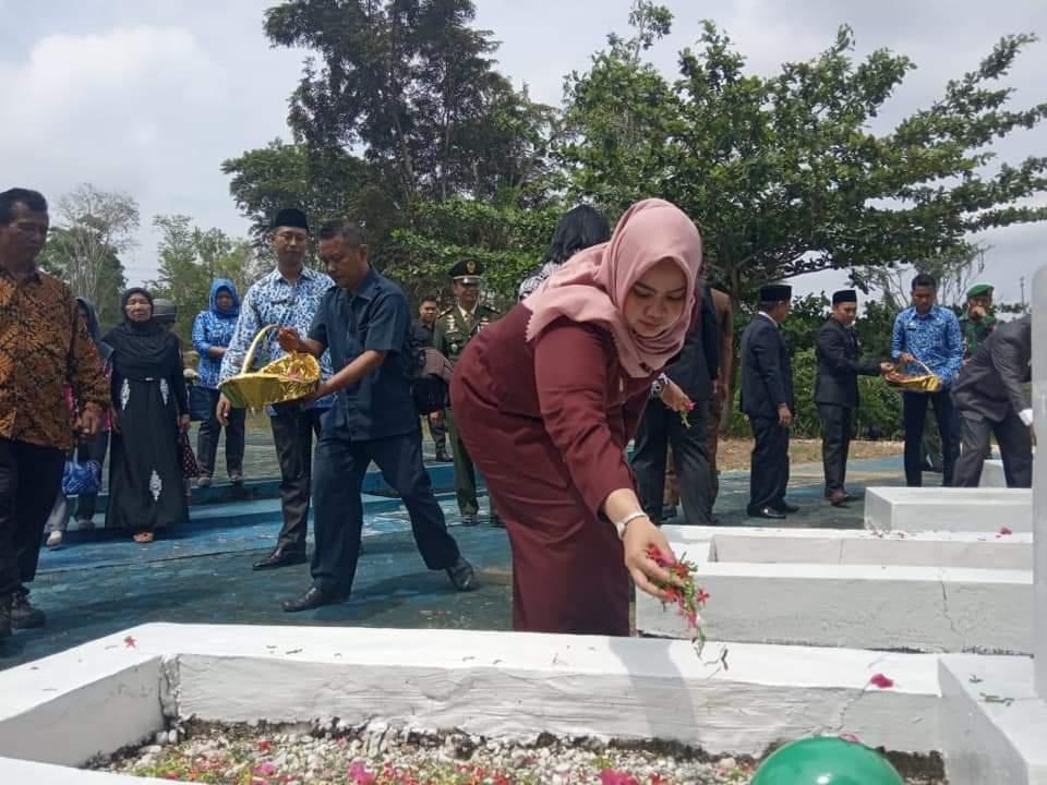 Harapan Anggota DPRD Barito Utara Perhatikan Keluarga Pahlawan