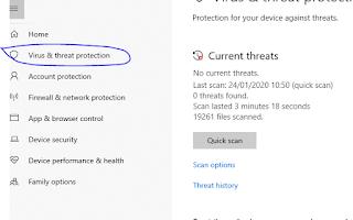 Mengatasi File Crack yang Di Blok Anti Virus