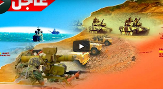 شاهد : أرتال عسكرية مغربية ضخمة مرفوقة بآلاف الجنود تصل الصحراء