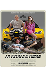 Logan Lucky (2017) BRRip 720p Latino AC3 5.1 / ingles AC3 5.1