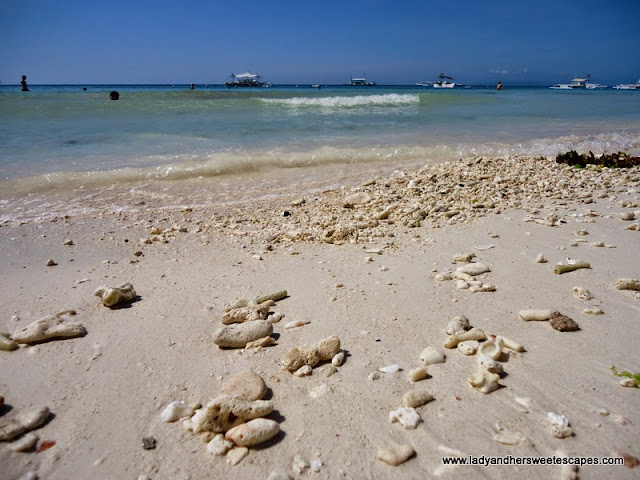 stones at Alona Tropical_Beach Resort Bohol