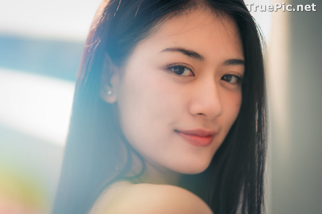 Image Thailand Model – หทัยชนก ฉัตรทอง (Moeylie) – Beautiful Picture 2020 Collection - TruePic.net - Picture-1