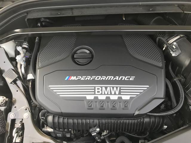 Engine in2019  BMW X2 M35i