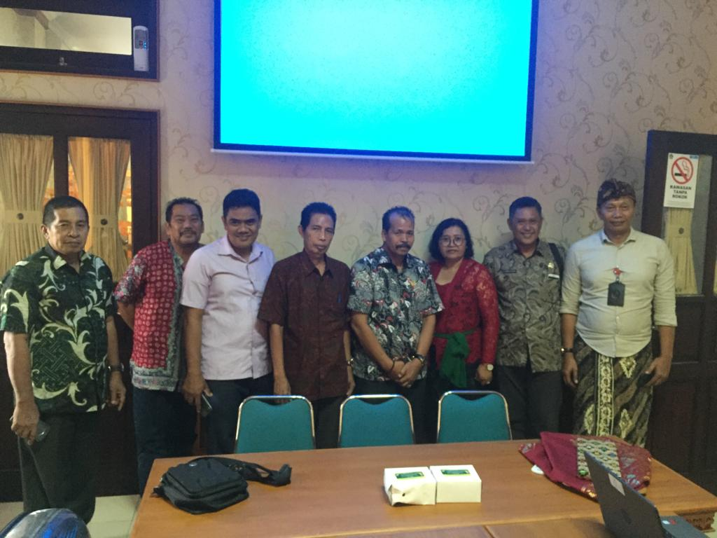 "Komisi I DPRD Wajo Berguru Terkait Aplikasi Perpustakaan Digital ""i-Badung Digital Library"" di Kabupaten Badung"