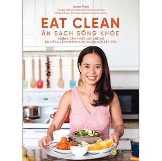 Eat Clean - Ăn Sạch Sống Khỏe  ebook PDF-EPUB-AWZ3-PRC-MOBI
