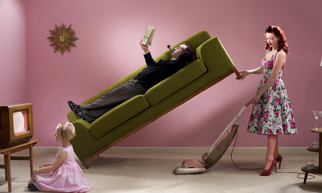 Britain bans 'harmful' gender stereotypes in advertisements