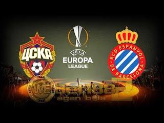 LIVE MATCH: CSKA Moscow Vs RCD Espanyol UEFA Europa League 03/10/2019