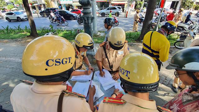 Theo Cục CSGT, sau kỳ nghỉ lễ 30.4 - 1.5, đặc biệt là sau khi hết giãn cách xã hội, trật tự an toàn giao thông diễn biến phức tạp
