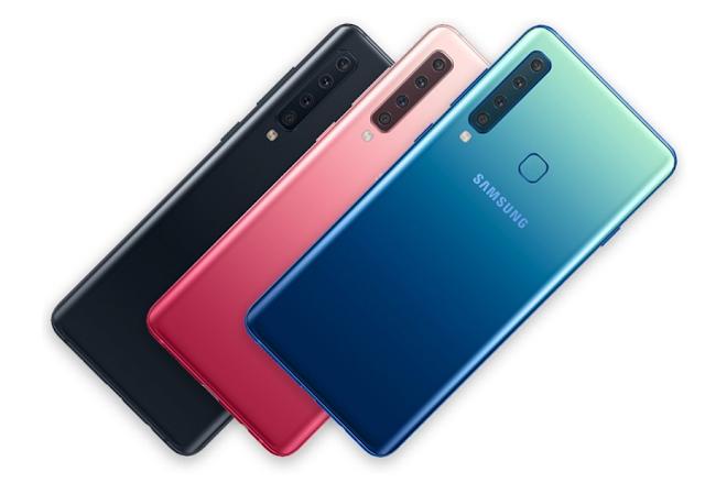 سامسونج تكشف عن الهاتفين Galaxy A6S و Galaxy A9S في الصين