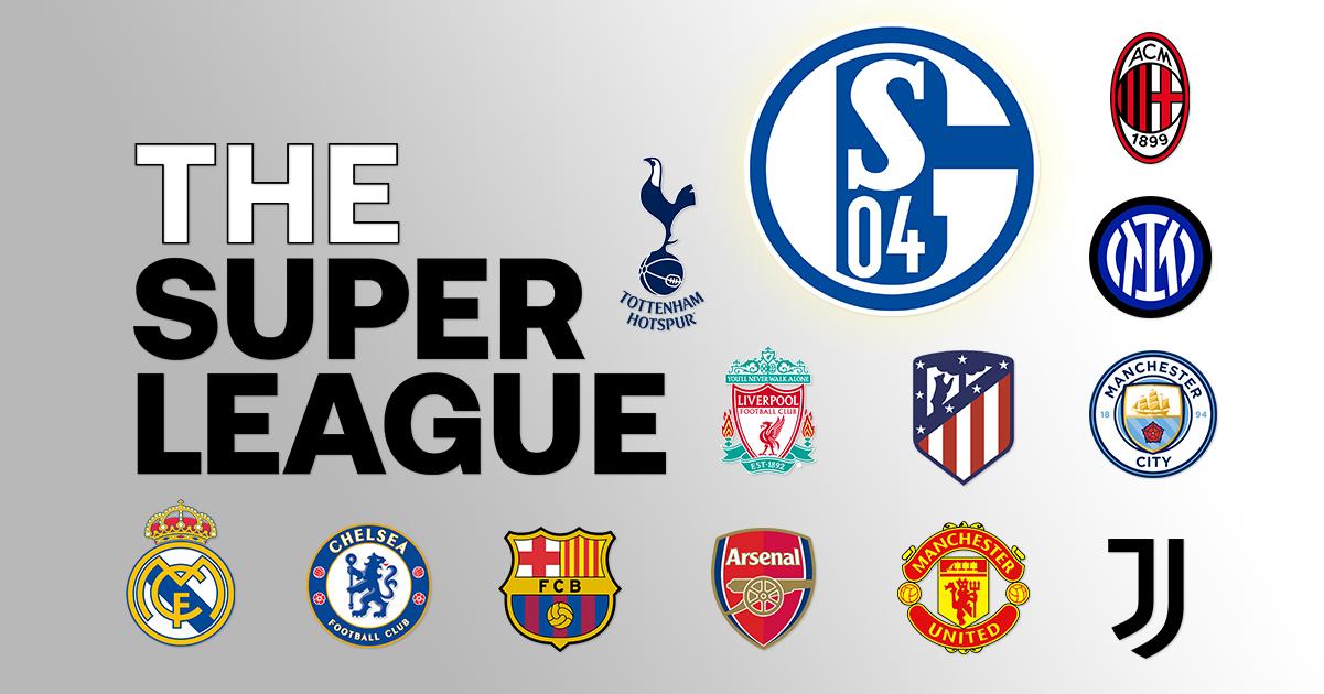 Bayern und BVB wollten nicht: Schalke 04 als erstes deutsches Super-League-Team bestätigt