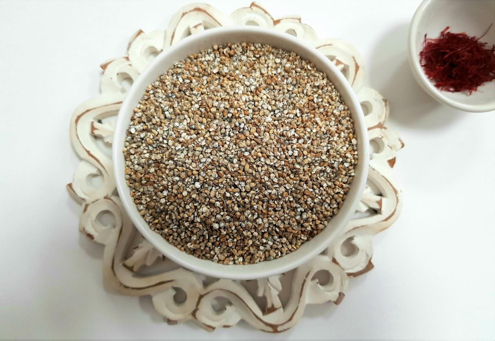 Pearl Millet is Healthy - Gluten free Vegan Recipe with Bajra