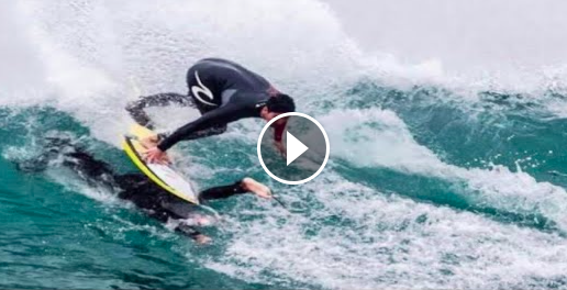 Kook of the day surf best compilation 2021