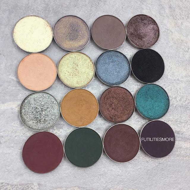 Makeup Geek Inspiration Palette: Smoky palette - FutilitiesMore