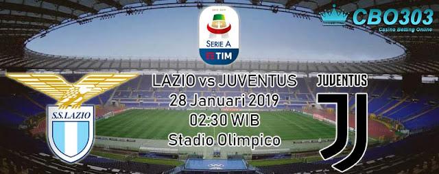 PREDIKSI BOLA: Lazio vs Juventus