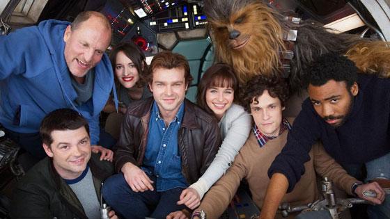 Han Solo: Uma História Star Wars - filme