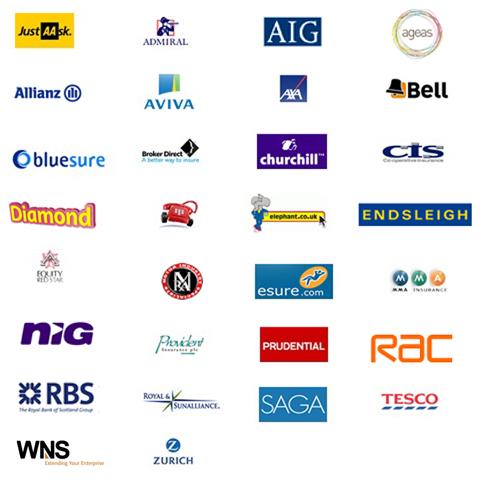 Insurance Company: Car Insurance Company List Uk