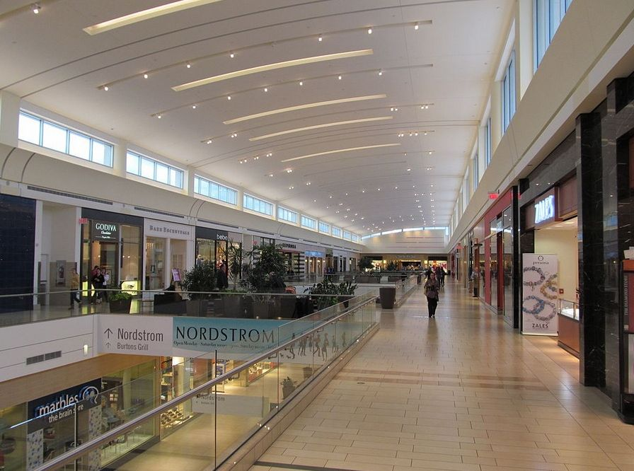 Crystal City Mall Shoe Stores