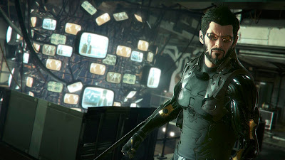 Deus Ex: Mankind Divided Game Free Download