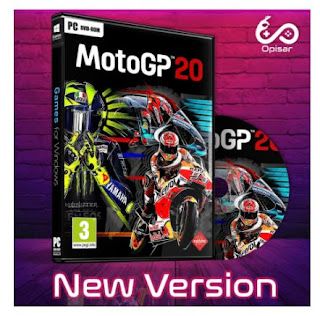 Spesifikasi MOTOGP 20 PC, Nih Buat Penyuka Game Balap Motor !!!