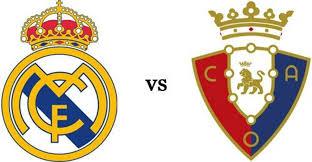 Ya tenemos horario para el Real Madrid-Osasuna