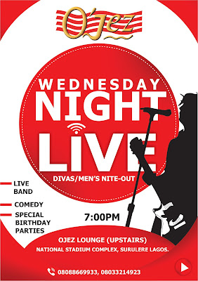 O'jez Lounge Debuts With 'Wednesday Live'