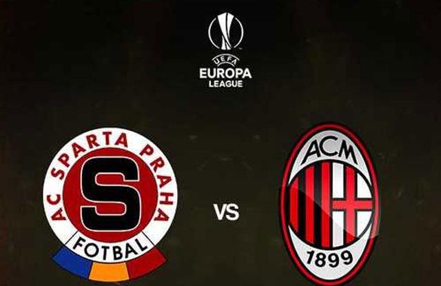 Link Live Streaming Sparta Praha vs AC Milan