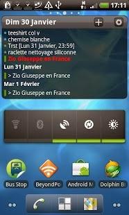 Pure Calendar widget Android APK Full Version Pro Free Download