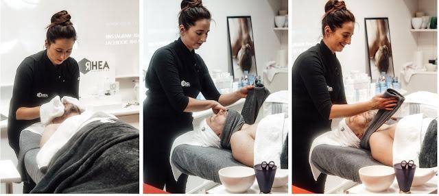 rhea zabiegi, kosmetyki wegańskie salon beauty