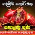 දෙළුම් ගෙඩියක සැඟවුණු ගුණ (Pomegranate - Delum)