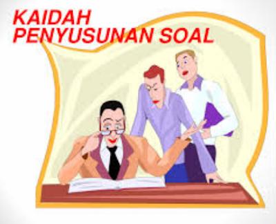 Kaidah Penulisan Soal Tes Al-Muzawajah (Menjodohkan) dan Penulisan Tes Ijabah Qashirah (Jawaban Singkat)