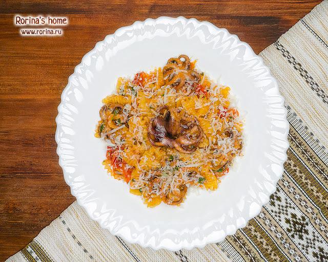 Как приготовить молодые осьминоги в винном соусе: рецепт пошаговый
