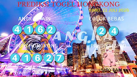 Prediksi Togel Angka Jadi Hongkong HK Rabu 22 Juli 2020