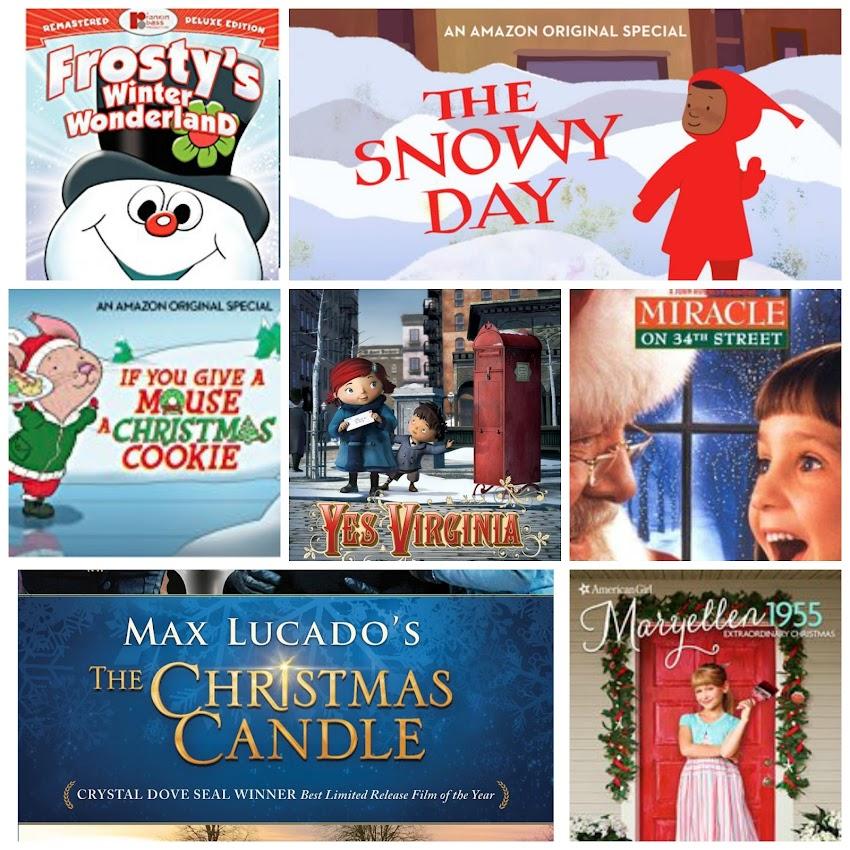 Christmas Movies (Amazon Prime)