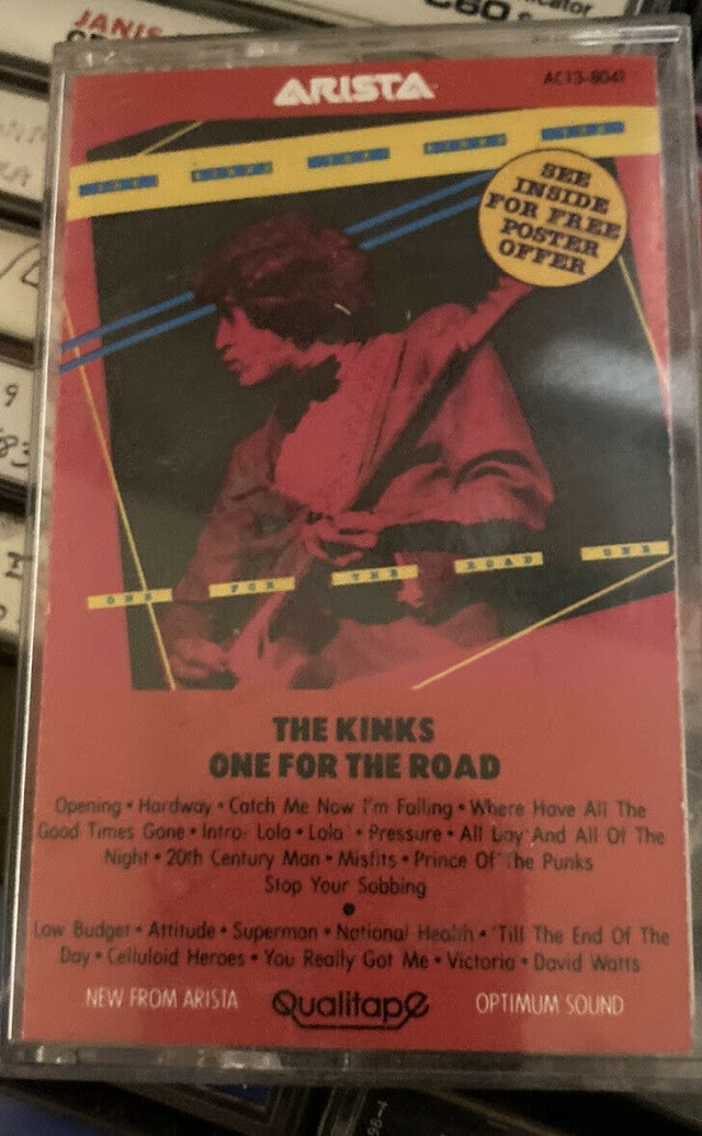 In Celebration of Ray Davies' Birthday: That Time I Got Caught Stealing A Kinks Tape!