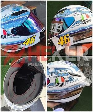 Tavullia GPR | Helm Makassar